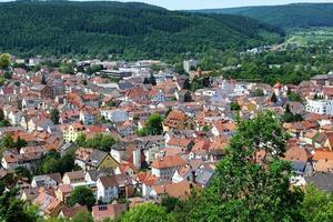 Cityscape of Tuttlingen