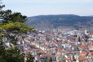 View of Tuttlingen photo