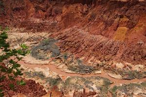 The Irono River on Madagascar photo