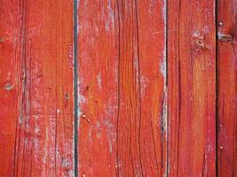 fundo de madeira vermelho foto