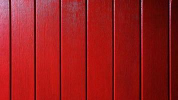 parede de tábuas de madeira vermelhas