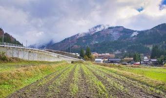 Gokayama, Japan, abundant with natural resources, culture and heritage