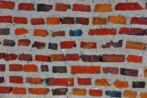 fundo de parede de tijolos