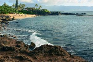 Beach in Oahu photo