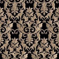 Damask Gold Pattern