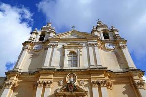 iglesia en mdina