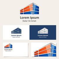Modern House Branding Set