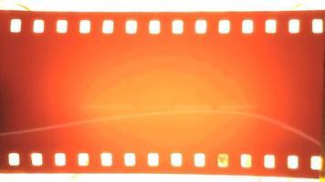 film burn video