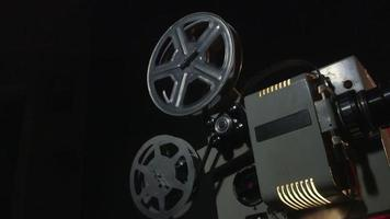 proyector de cine video