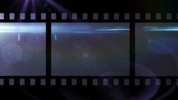 filme em movimento