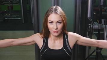 Frauentraining im Fitnessstudio