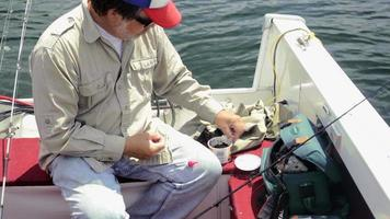 pescaria video