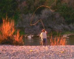 pesca a mosca più ampia