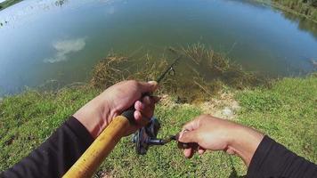 pesca con esche