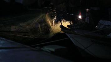 contrôle des pêcheurs video