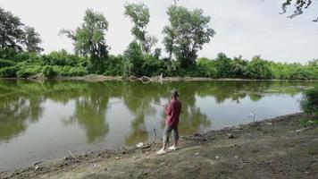 pescador video