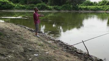pescador esportivo