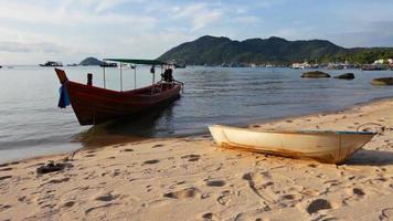 barco de pesca video