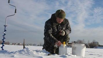 pesca de invierno