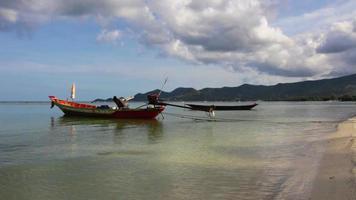 bateau de pêche video