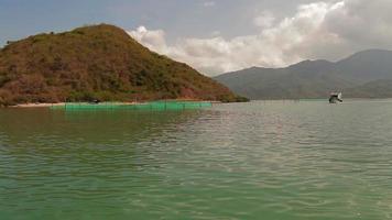 fazendas de peixes vietnã nha trang video