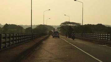 conduire par un éléphant: kerala, inde.