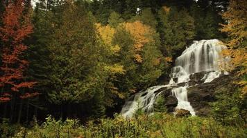 beaver brook falls timelapse, new hampshire
