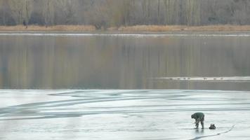 pesca de inverno