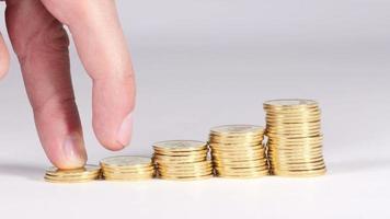 monter l'échelle financière