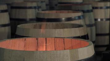 produzione di botti di vino