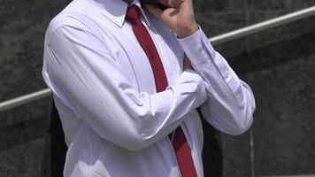 giacca cravatta maschile abbigliamento da lavoro video