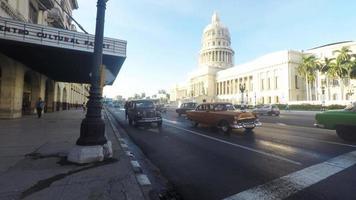 el capitolio - Nationales Kapitolgebäude in Havanna, Kuba.