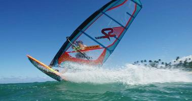 windsurf sport estremo video