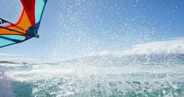 Extremsport Windsurfen
