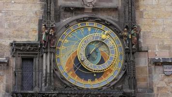 astronomische Uhr Prag, Tschechische Republik video