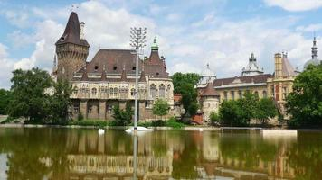 Castello Vajdahunyad, Budapest, Ungheria