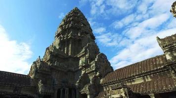 Ankor Wat Tempel Spitze