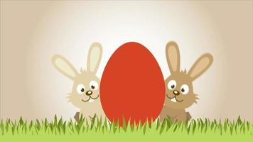 Ostern Videoanimation video