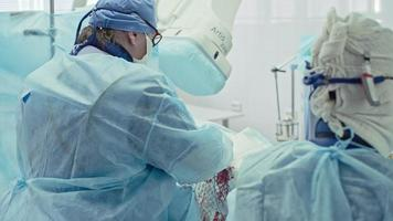 Cabg-Operation video
