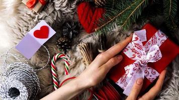 cadeaux de Noël et du nouvel an