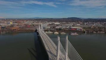 ponte aérea de oregon portland tillicum video
