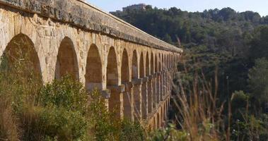 Tarragona puente del diablo ponte início 4k