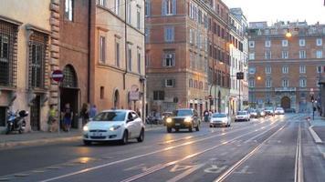 vita quotidiana di roma, italia