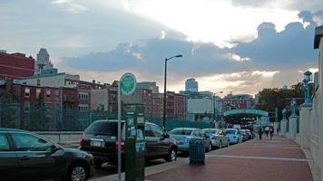 timelapse di philadelphia market street