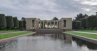 Amerikanischer Friedhof und Denkmal der Normandie, Frankreich