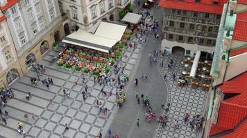 Prager Altstadtplatz Tschechische Republik