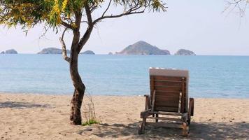 fethiye, turchia, maestosa meta di viaggio estivo, splendida vista mare sulla spiaggia