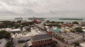 Antenne Key West en Floride