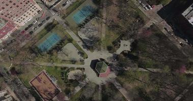 Jersey City Antennen von Sun Designed Park