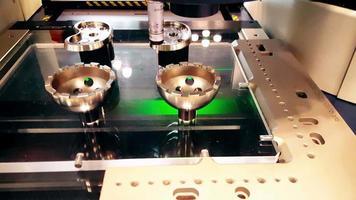 macchina di misura robotica di precisione di fascia alta 4k